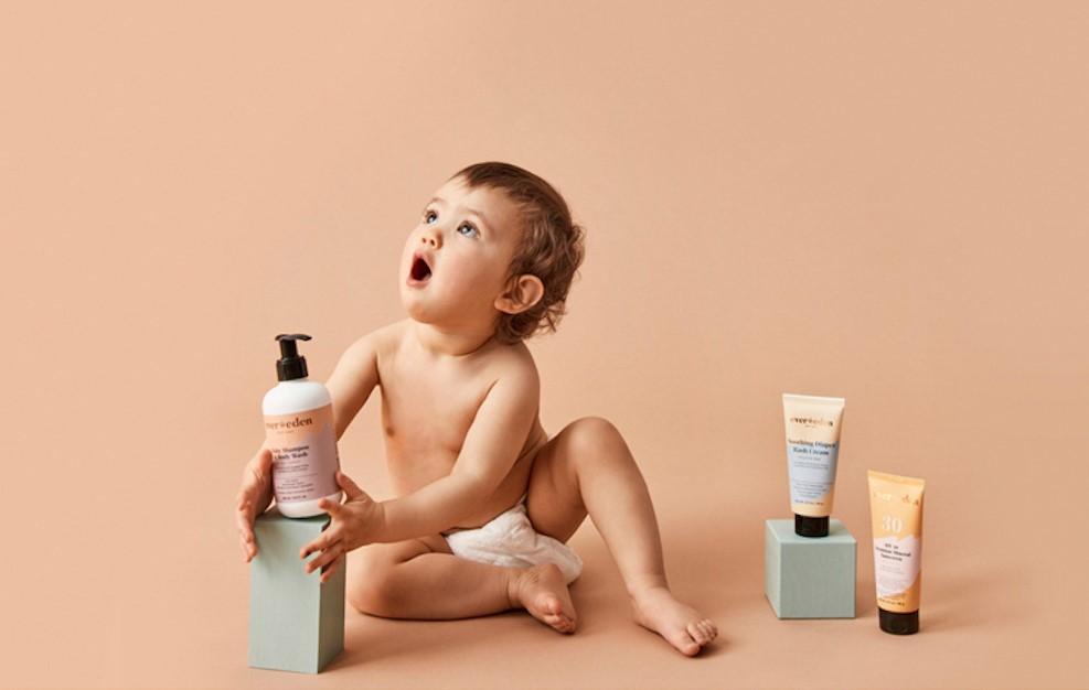 高端家庭洗护品牌Evereden成为宝宝最安全的呵护