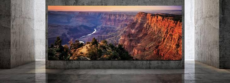 三星電視怎么樣?三星推出超大尺寸型號的電視
